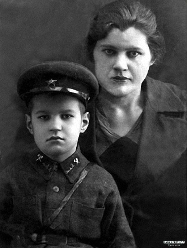苏联名人家庭照片05