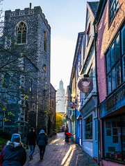 The Norwich Lanes