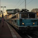 La BB 17090 à Pontoise