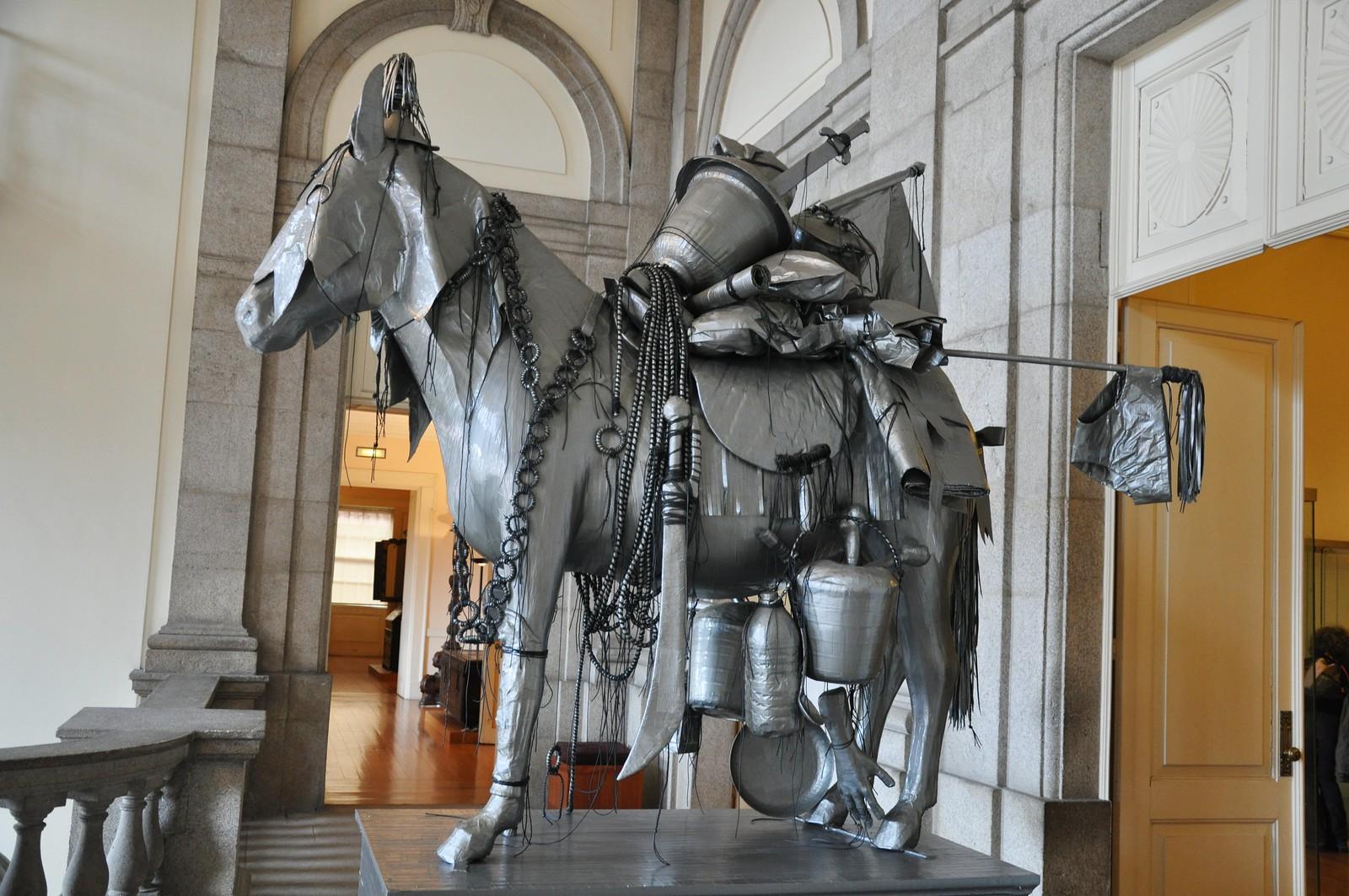 Trip to Porto (Oporto) - Museu Soares dos Reis