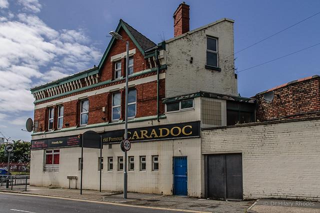 The Caradoc Pub, world famous