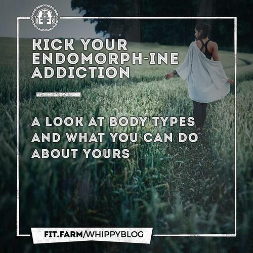 KICK YOUR ENDOMORPH-INE ADDICTION!