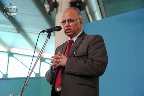 Prof. Vijay Sharma from Lajpat Nagar, Delhi expresses his views