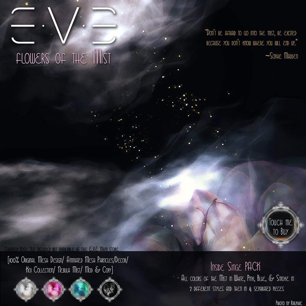 E.V.E Flowers of the Mist - SecondLifeHub.com