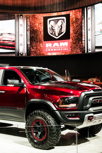 RAM at the North American International Auto Show