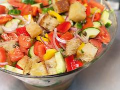 637 Panzanella Salad