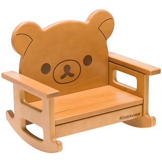 超級拉拉熊粉絲 需要一個《拉拉熊》木製搖搖椅 !