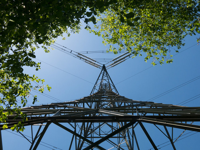 Second pylon
