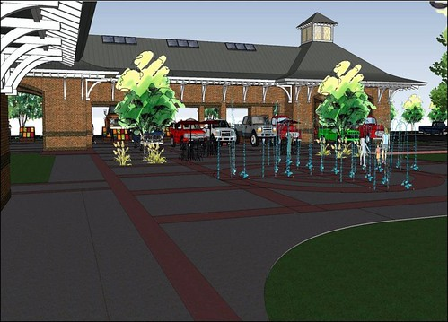 Uptown City Market graphic