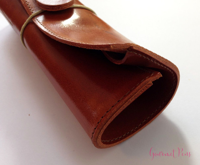 Review Paper Republic Le Porte Crayon Leather Pen Holder (8)
