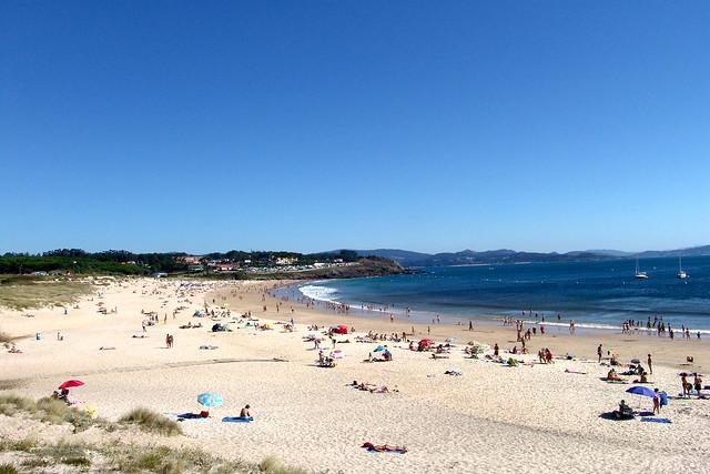 Playa de Montalvo - Sanxenxo