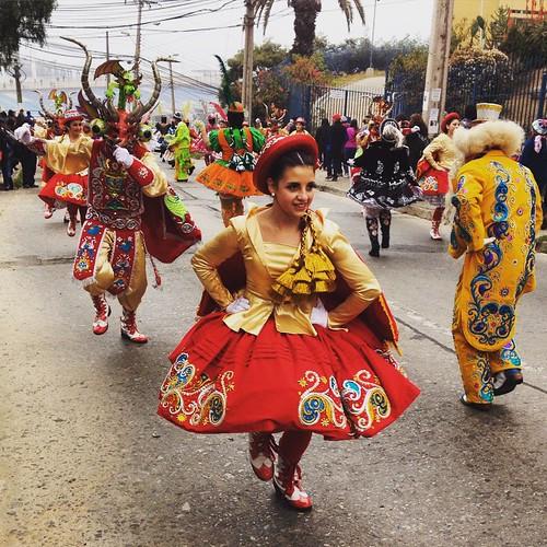 Fiesta de San Pedro, Cerro Los Placeres