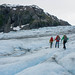 Hikers on Exit Glacier 2 by alexander.howard11
