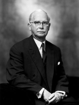 Dr Harold Ridley