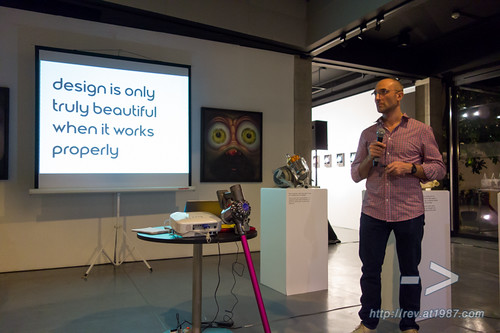 Dyson Design Talk