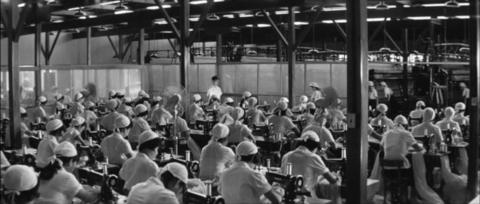 5−日東紡の工場内