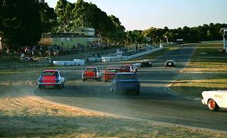 1993 - Mixed class racing at Barbagello Raceway, Wanneroo, Western Australia