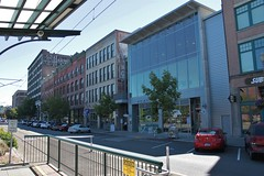 UW Tacoma buildings facing Union Station