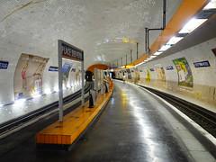 20150806 Paris (RATP metro), Place des Fêtes - ligne 7bis