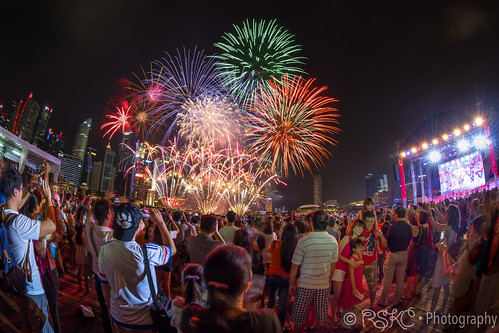 SG50 Singapore National Day