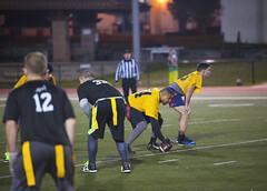 POM Intramural Flag Football Semi-Finals