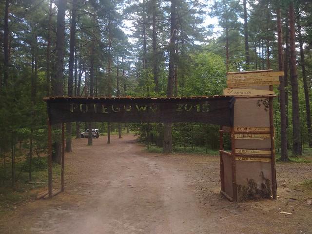 Obóz Potęgowo 2015