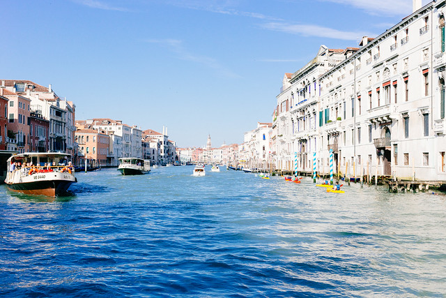 On Canal Grande