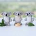 3 koalas by free_dragonfly