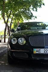 2003 Bentley Continental GT. Krivoy Rog, Ukraine