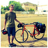 Kyle started in Seattle. On Wednesday he was heading out to the Coast via Nestucca River Road and then down to San Francisco!