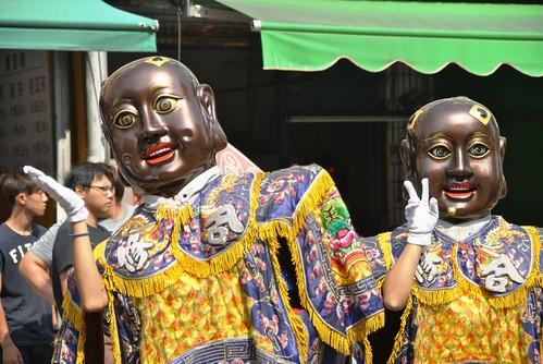 124 Procesion en honor a la diosa Matsu en Kaohsiung (29)
