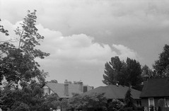 Receding Clouds