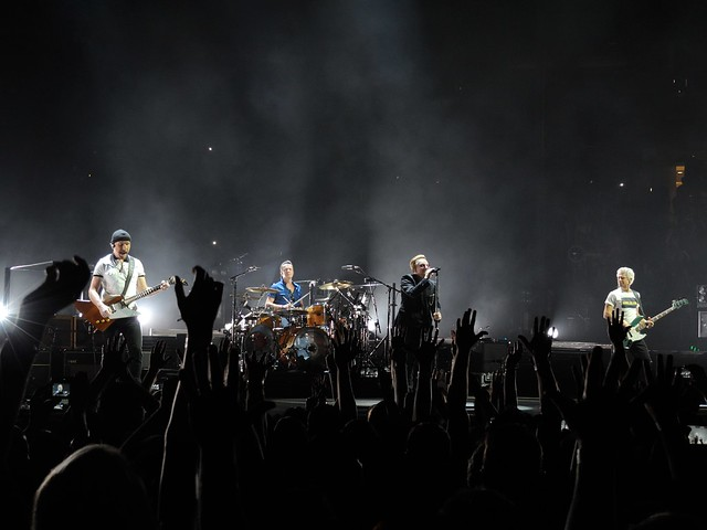 U2 in Denver on the iNNOCENCE + eXPERIENCE Tour