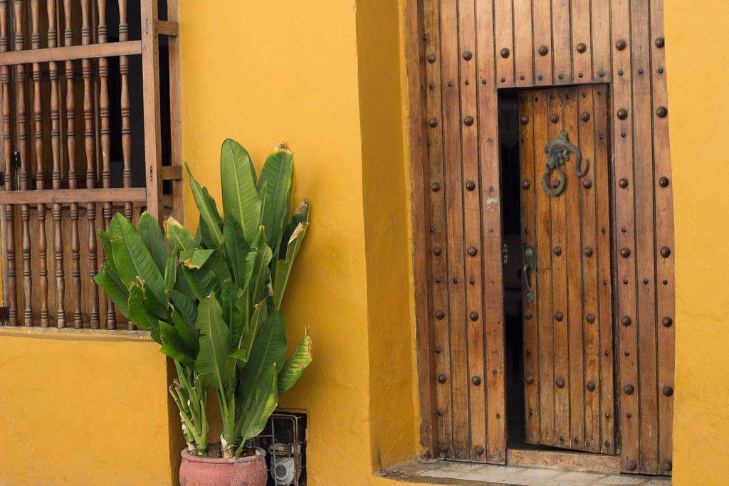 ovi, Cartagena, Kolumbia
