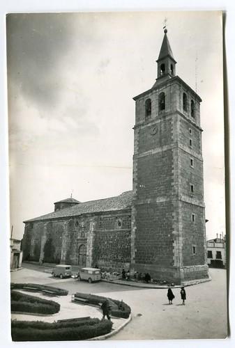 Campillo del Altobuey : Parroquia de San Andrés