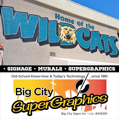 Big City Supergraphics
