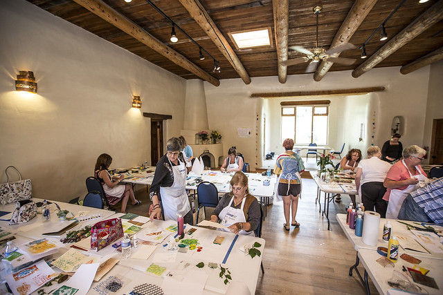 LavenderSage Art Retreat 2015