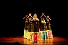 Post image for World Dance Day, 26th April 2015, Alliance Francaise, Bangaluru