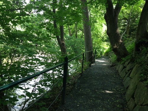Housatonic River Walk by Sue Katz