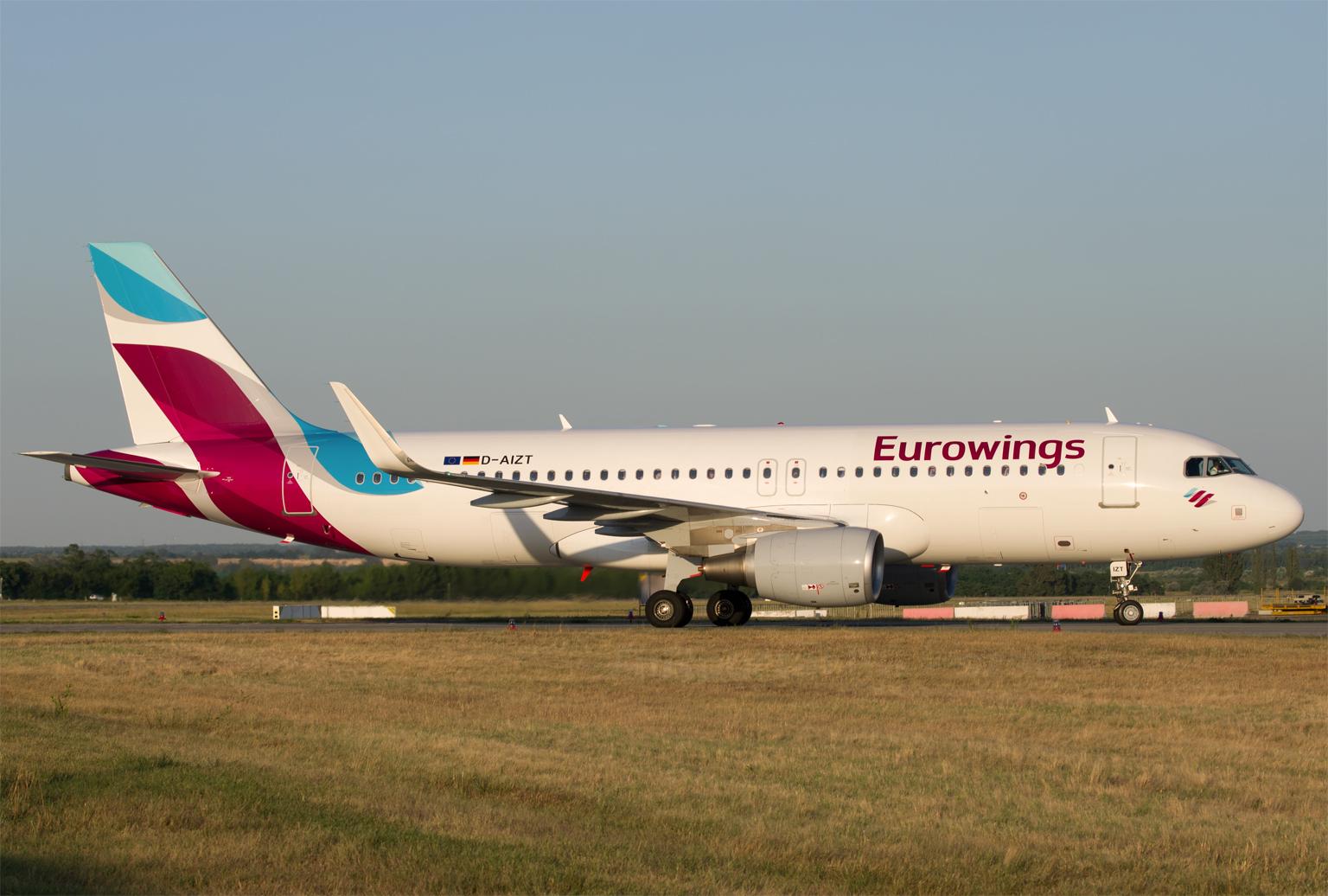 A harmadik legnagyobb diszkont lenne az Eurowings