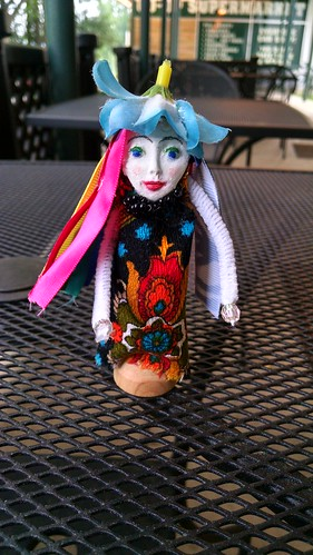 Art Dolls Workshop, June 28, 2015