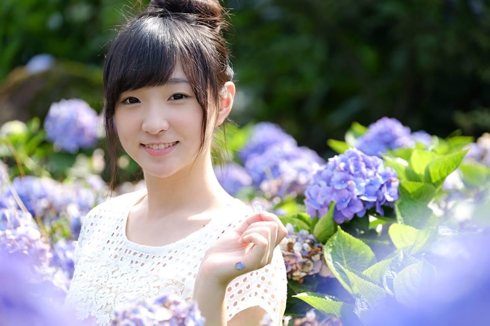 Koobii人氣嚴選132【大直高中-孫華婷】-期望成為歌手的超魅力女孩