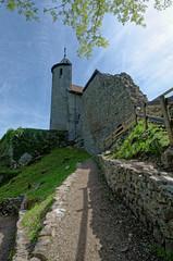 Haute Savoie - Châteaux des Allinges