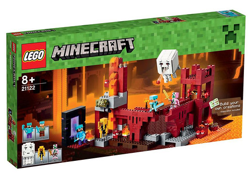 Review - 21122 LEGO Minecraft:The Nether Fortress από BRICKSET 19770902162_02f500835f