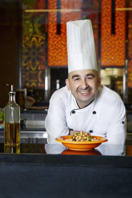 Chef Ala'a Ali Ansawi @ Ala'a Habibi