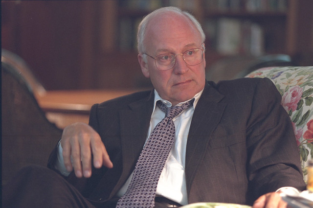 Vice President Cheney at Camp David