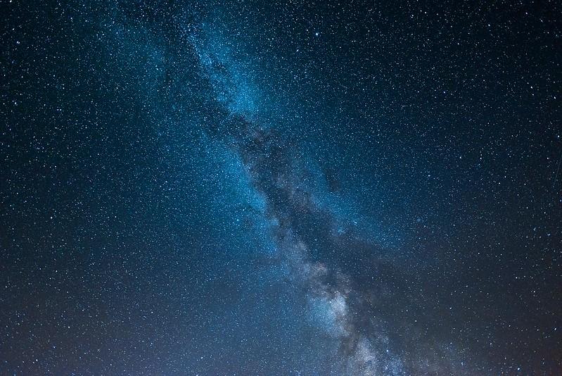 Night sky - Lacs de Fenêtre