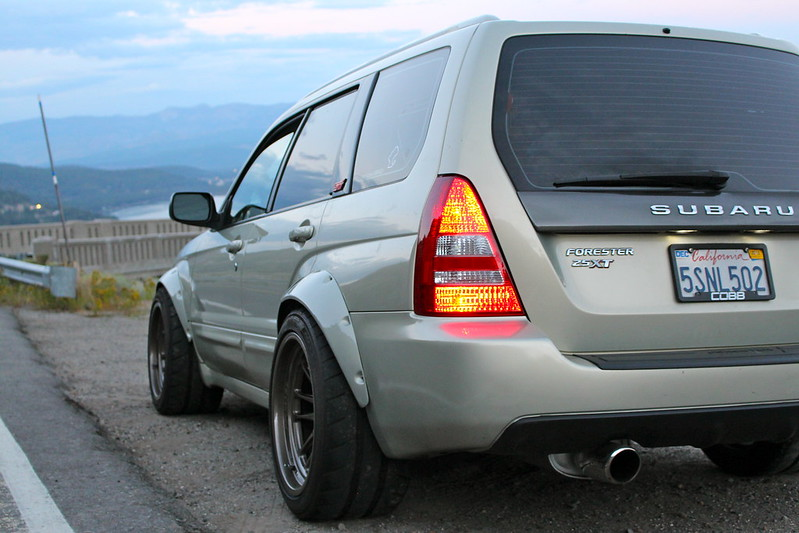subaru forester owners forum sg fender flares