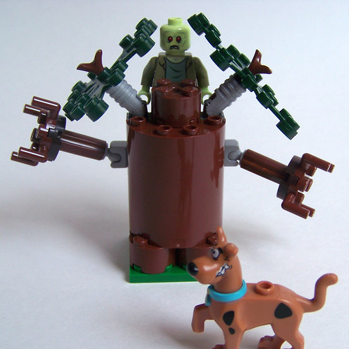 LEGO Scooby Doo bad guys