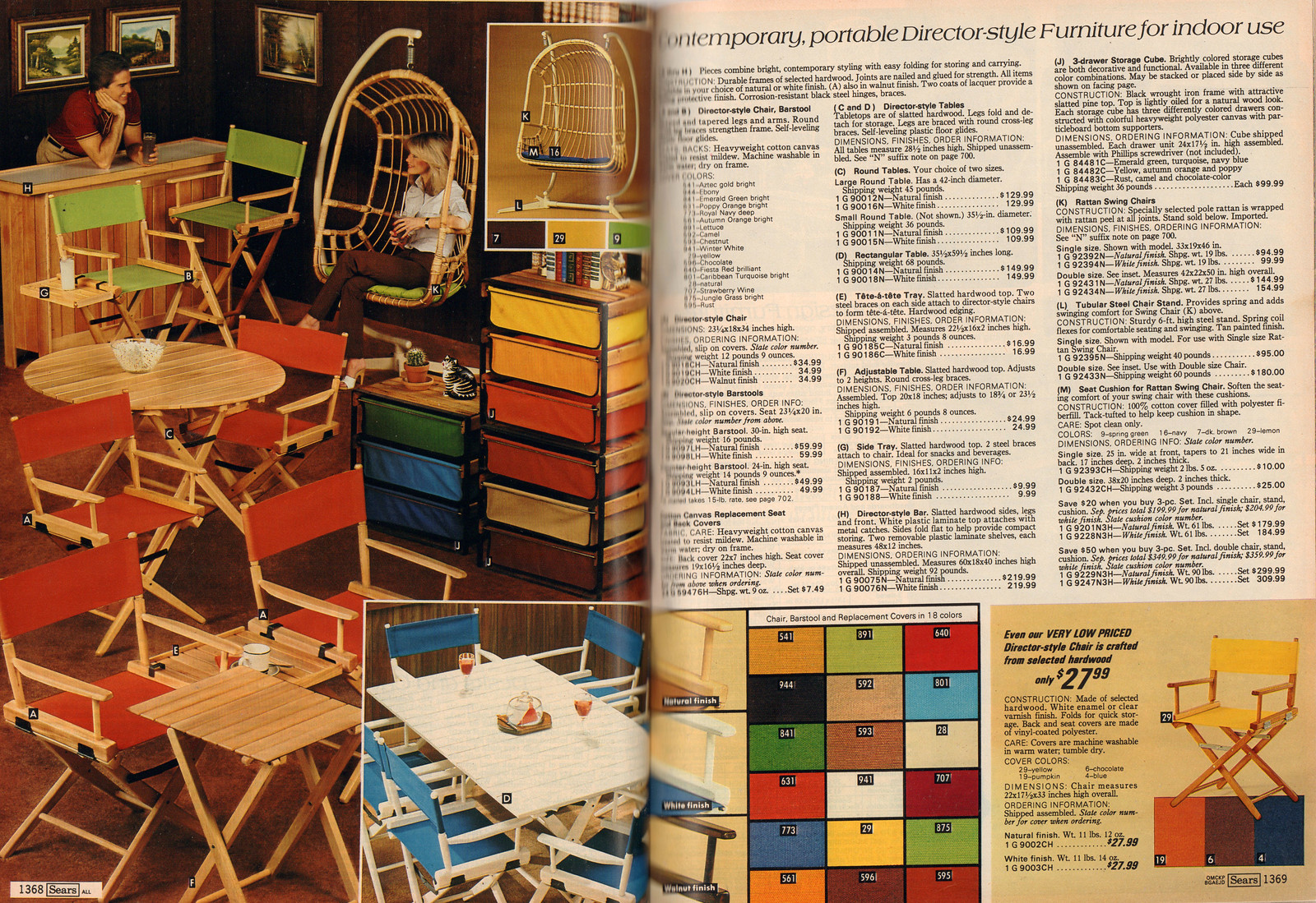 Lawn chair larry walters - Here Is The Spring Summer 1981 Sears Catalog Lawn Chair Pages I See A Bunch Of Crummy Director S Chairs But Nothing Resembling A Chaise Lounge Which Larry